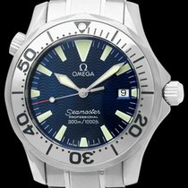 Omega Seamaster Diver 300 M Steel 36mm Blue United States of America, Georgia, Suwanee