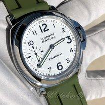 Panerai Luminor Marina Steel 44mm White Arabic numerals United States of America, Texas, Frisco
