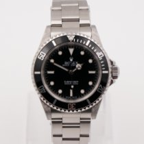 Rolex Steel 40mm Automatic 14060M pre-owned