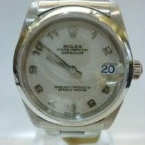 Rolex Lady-Datejust Acero 31mm Champán Romanos