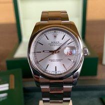 Rolex Datejust Stahl 36mm Silber Deutschland, mönchengladbach