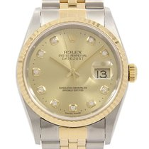 Rolex Datejust 36mm Or