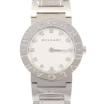 Bulgari 26mm Quartz BB26SS/BB26WSS/12 new