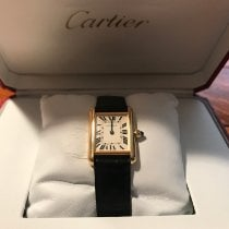 Cartier Tank Louis Cartier Yellow gold 29.5mm White Roman numerals United States of America, California, Moraga