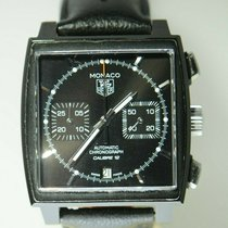 TAG Heuer Steel Automatic Monaco pre-owned