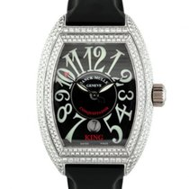 Franck Muller White gold 40mm Automatic 8001 pre-owned United States of America, Florida, Boca Raton