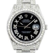Rolex Datejust II Steel 41mm Roman numerals United States of America, Florida, Boca Raton
