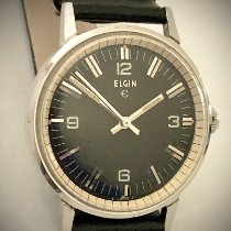 Elgin 34mm Cuerda manual Cal 314 usados