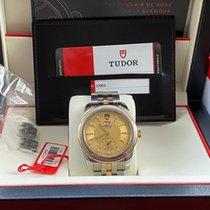 Tudor Glamour Double Date Acero y oro 42mm Oro