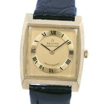 Zenith Yellow gold 34mm Automatic pre-owned