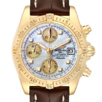 Breitling Cockpit Yellow gold 39mm Mother of pearl United States of America, Georgia, Atlanta