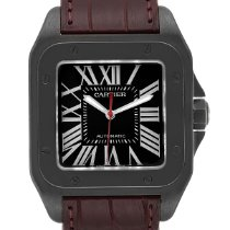 Cartier Santos 100 new Automatic Watch with original box WSSA0006
