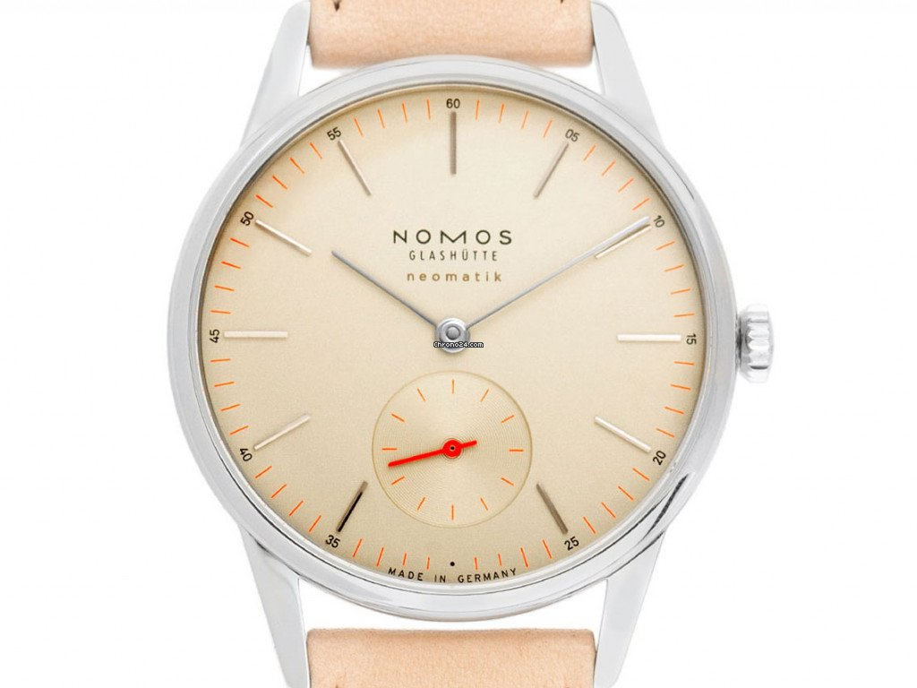 NOMOS Orion Neomatik 393 new