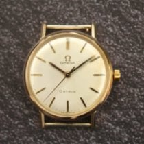 Omega Genève Very good Gold/Steel 31mm Manual winding