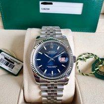 Rolex Datejust Steel 36mm Blue Australia, Sydney