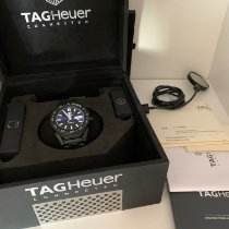 TAG Heuer Connected SBF818100 Bon Titane 41mm France, Belleville en beaujolais