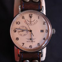 Iron Annie Steel 41mm Automatic pre-owned