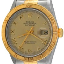 Rolex Datejust Turn-O-Graph Steel 36mm Champagne Roman numerals United States of America, Texas