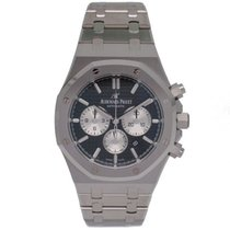 Audemars Piguet Royal Oak Chronograph Acier 41mm Noir