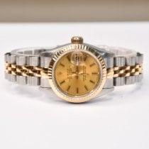 Rolex 69173 Or/Acier 1995 Lady-Datejust 26mm occasion