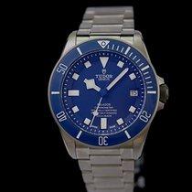 Tudor Pelagos nuevo 2016 Automático Reloj con estuche y documentos originales 25600TB