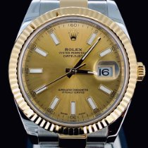 Rolex 116333 Or/Acier 2013 Datejust II 41mm occasion