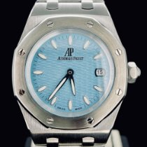 Audemars Piguet Royal Oak Lady Acier Bleu