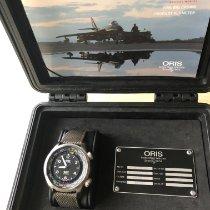 Oris Big Crown ProPilot Altimeter Acier 47mm Noir Arabes