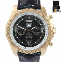 Breitling Bentley 6.75 Yellow gold 48.7mm Black United States of America, New York