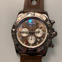 Breitling Chronomat GMT Stahl 47mm Braun Deutschland, Falkensee