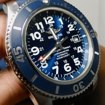 Breitling Superocean II 44 Steel 44mm Blue United States of America, North Carolina, Winston Salem