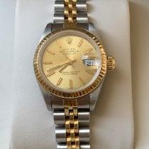 Rolex Lady-Datejust Acero y oro 28mm Oro Sin cifras México, San pedro garza carcia