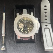 Panerai Luminor GMT Automatic new 2005 Automatic Watch with original box and original papers PAM 00088