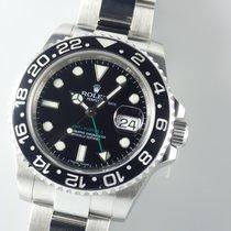 Rolex (ロレックス) GMT マスター II ステンレス 40mm ブラック 日本, Tokyo