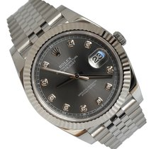 Rolex Steel 41mm Automatic 126334 new