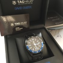 TAG Heuer Formula 1 Calibre 7 Steel 43mm Black No numerals
