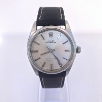 Rolex Oyster Perpetual 34 Steel 34mm Silver No numerals United States of America, Arizona, Scottsdale