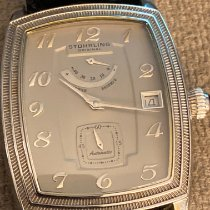 Stuhrling Steel 34mm Automatic pre-owned United States of America, California, Pacheco