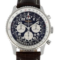 Breitling Navitimer Cosmonaute a22322 Very good Steel 41mm Automatic