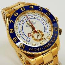 Rolex 116688 Gelbgold 2009 Yacht-Master II 44mm gebraucht Deutschland, Puchheim bei München