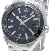Omega 215.30.40.20.01.001 Сталь 2020 Seamaster Planet Ocean 39.5mm новые
