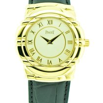 Piaget Polo Yellow gold 33mm White
