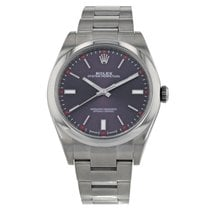 Rolex Oyster Perpetual 39 occasion 39mm Acier