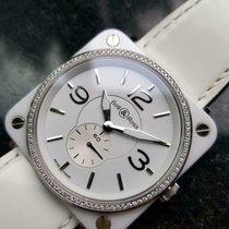 Bell & Ross Женские часы 39mm Кварцевые подержанные Только часы 2012