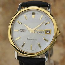 Citizen Gold/Steel 37mm Automatic pre-owned United States of America, California, Beverly Hills