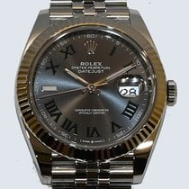 Rolex 126334 Steel 2020 Datejust 41mm new