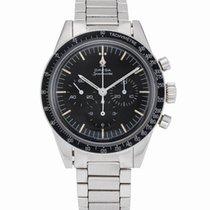 Omega Speedmaster Professional Moonwatch Stahl 39mm Schwarz Schweiz, Geneva