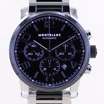 Montblanc gebraucht Automatik 43mm Schwarz Saphirglas