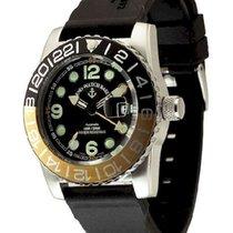 Zeno-Watch Basel Airplane Diver Черный