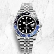 Rolex GMT-Master II Steel 40mm Black No numerals United Kingdom, Bath